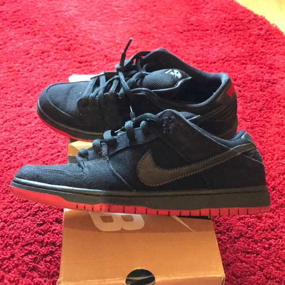 cheap for discount bff0b b113a Nike dunk low pro SB x Levi's